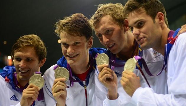 Préparation mentale des nageurs de l'équipe de France